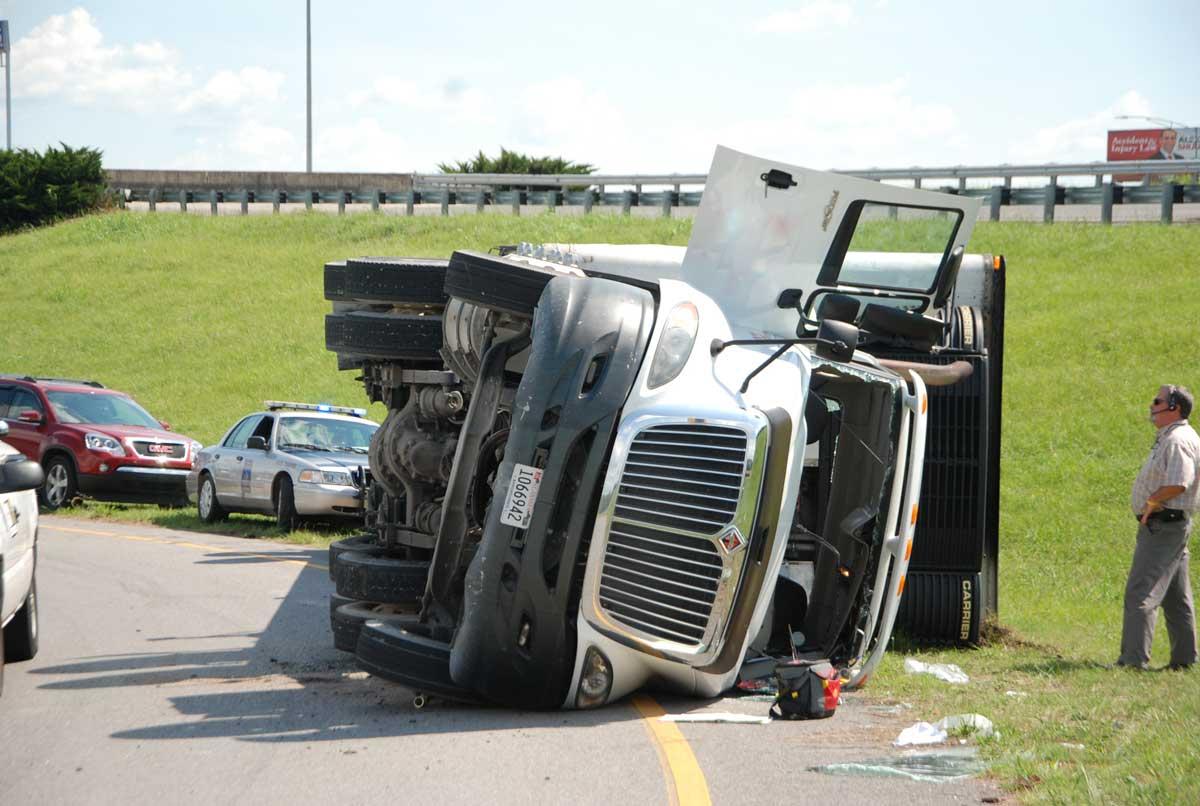 large truck crash attorney