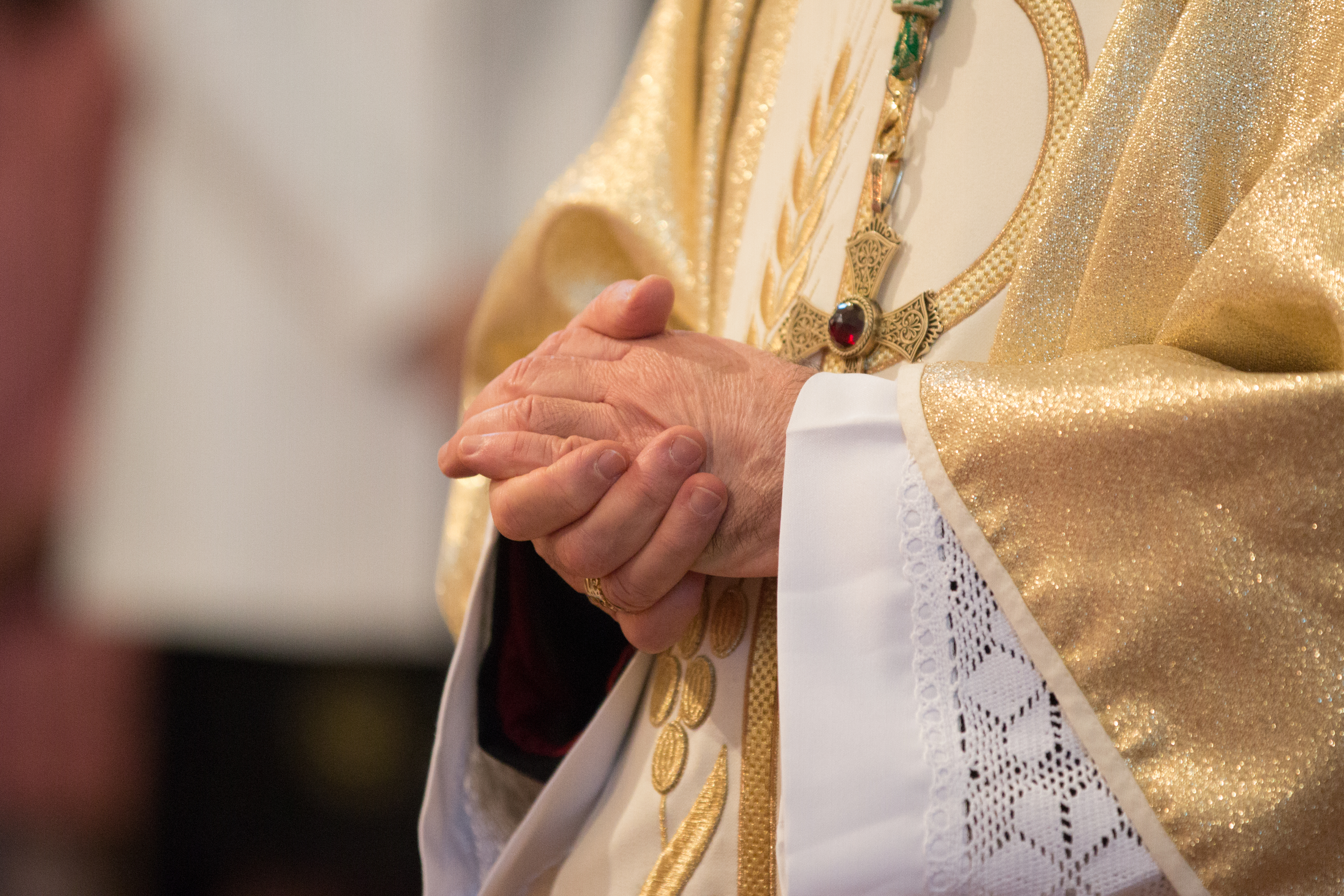 Clergy sexual misconduct